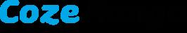 Coze Manga blue logo